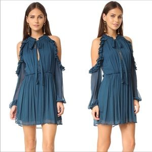 Free People | You and I Cold Shoulder Dress size 6
